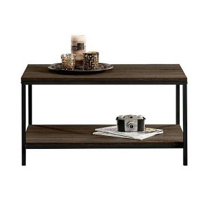 Asher Coffee Table - Brown - By Furniture Village