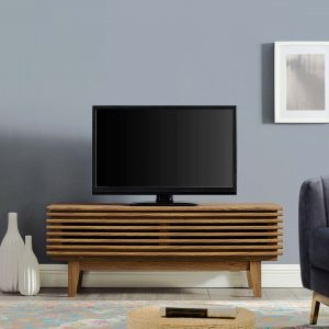 "Render 46"" TV Stand in Walnut"